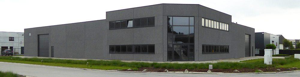 Krycer bedrijfsgebouw Lokeren