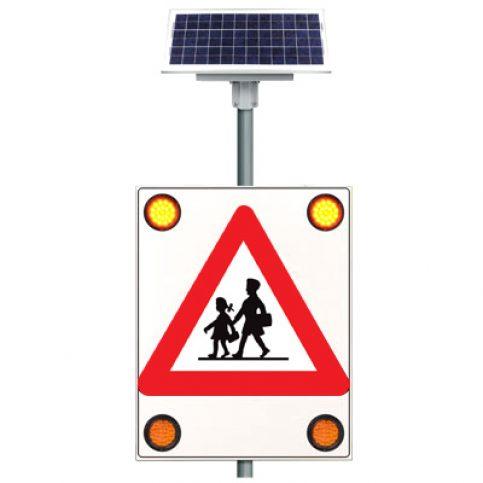 Panneaux d'Attention par radar solaire